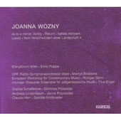 Joanna Wozny: As In A Mirror, Darkly / Enno Poppe, Klangforum Wien