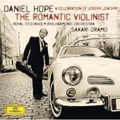The Romantic Violinist / Daniel Hope