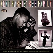 Various Artists: Kent Harris' R&B Family