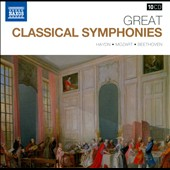 Great Classical Symphonies - Haydn, Mozart and Beethoven [10 CDs]