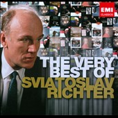 The Very Best of Sviatoslav Richter from the EMI Catalog [2 CDs]