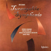 Messiaen: Turangalila-Symphonie / Cynthia Millar, Steven Osborne, Bergen Philharmonic