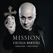 Mission /  Cecilia Bartoli, Philippe Jaroussky, Agostino Steffani [Deluxe hardcover limited edition]