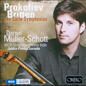 Prokofiev, Britten: The Cello Symphonies / Daniel Muller-Schott, cello