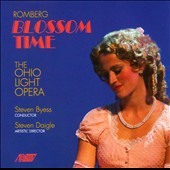 Sigmund Romberg: Blossom Time / Justin Berkowitz, Amy Maples, Luke Bahr, Ted Christopher