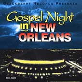 Various Artists: Gospel Night in New Orleans