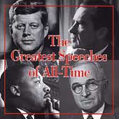 Various Artists: Greatest Speeches of All Time [Jerden]