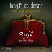 Georg Philipp Telemann: Double Concerti with violin, flute, trumpet, bassoon / Rebel