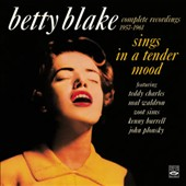 Betty Blake: Sings in a Tender Mood