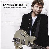 James House: Broken Glass Twisted Steel [Digipak]