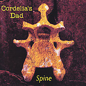 Cordelia's Dad: Spine