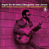 Boogaloo Joe Jones: Right on Brother