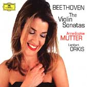 Beethoven: The Violin Sonatas / Mutter, Orkis
