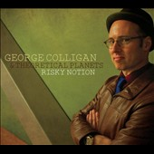 George Colligan/George Colligan & Theoretical Planets/Theoretical Planets: Risky Notion [Digipak]