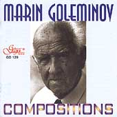 Marin Goleminov - Compositions