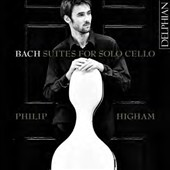 Bach: Suites for Solo Cello / Philip Higham