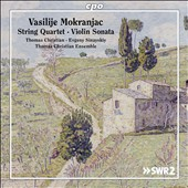 Visilije Mokranjac (1923-1984): String Quartet; Violin Sonata; Old Song, for violin & piano; Dance, for violin & piano / Thomas Christian, violin; Evgeny Sinayskiy, piano