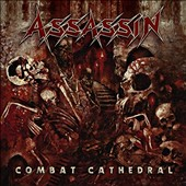 Assassin (Metal): Combat Cathedral [Digipak]