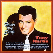 Tony Martin: Hear My Song [Flare]