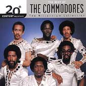 Commodores: 20th Century Masters - The Millennium Collection: The Best of the Commodores