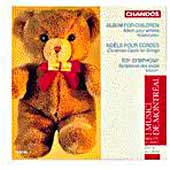Tchaikovsky: Album for Children, etc;  Mozart / Yurovsky