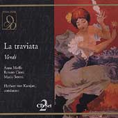 Verdi: La Traviata / Karajan, Moffo, Cioni, Sereni, et al