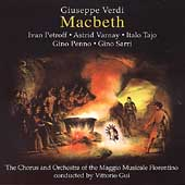 Verdi: Macbeth / Gui, Varnay, Petroff, Tajo, Penno, et al