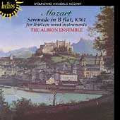 Mozart: Serenade in B flat / The Albion Ensemble