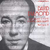 Diamond: String Quartets Vol 2 / Potomac String Quartet