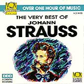 Sketches Series - The Very Best of Johann Strauss