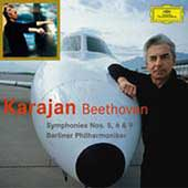 Karajan - The Collection - Beethoven: Symphonies 5, 6 & 9