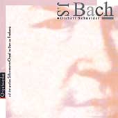 Bach: Passacaglia in C minor, etc / Gisbert Schneider