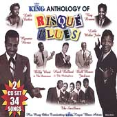 Various Artists: Risque Blues: The King Anthology