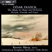 Franck: Music for Piano & Orchestra / &#197;berg, Kamu