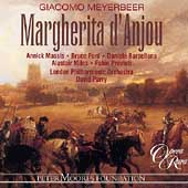 Meyerbeer: Margherita d'Anjou / Parry, Massis, Ford, et al