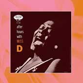 Dinah Washington: After Hours with Miss D