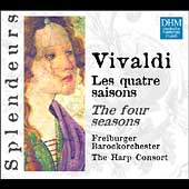DHM Splendeurs - Vivaldi: The Four Seasons / Goltz, et al