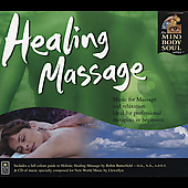 Llewellyn (New Age): Healing Massage: The Mind Body and Soul Series