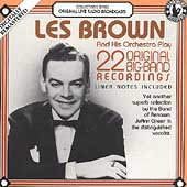 Les Brown & His Orchestra: 22 Original Big Band Recordings (1957)