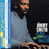 Jimmy Smith (Organ): Jimmy Smith Plays Fats Waller