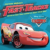Disney: Cars: Lightning McQueen's Fast Tracks