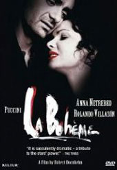Puccini: La Boheme (the Film) / Netrebko, Villazon, De Billy, Dornhelm [DVD]