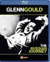 Glenn Gould - The Russian Journey, A Film by Yosif Feyginberg (documentary, 2002) [Blu-Ray]