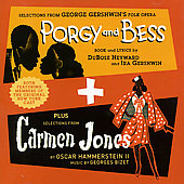 Various Artists: Porgy and Bess/Carmen Jones