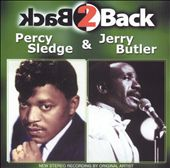 Percy Sledge: Back 2 Back