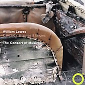 Lawes: Dialogues, Psalmes, etc / Consort of Musickee