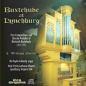 Buxtehude at Lynchburg / J. William Greene
