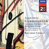 Schoenberg: Gurrelieder, Chamber Symphony No.1, Etc