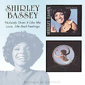 Shirley Bassey: Nobody Does It Like Me/Love, Life and Feelings
