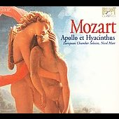 Mozart: Apollo et Hyacinthus / Matt, Morvai, et al
